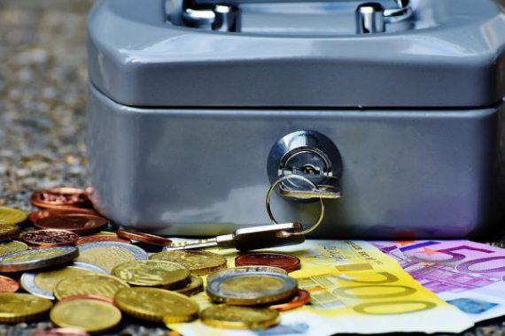 geld lening met bkr